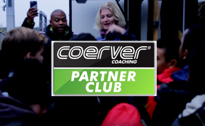 Coerver Coaching Partnerclub Event