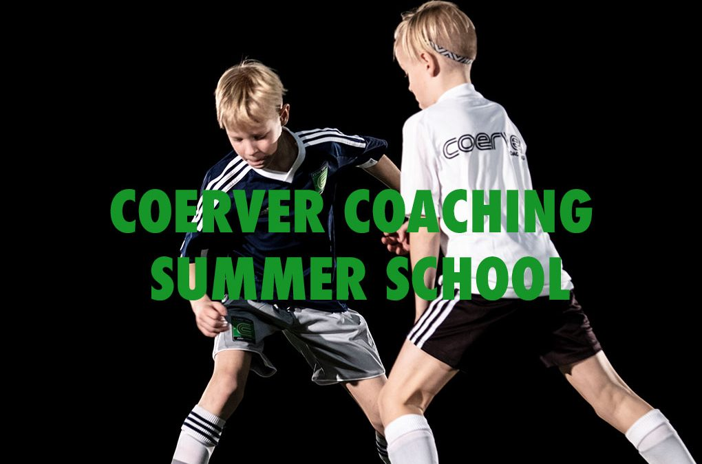 Coerver Coaching Summer School