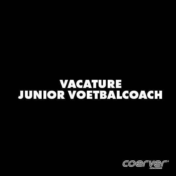 Junior Voetbalcoach
